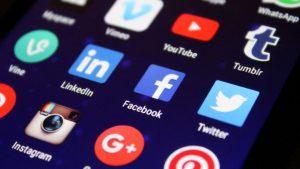 Apps Social Media Smart Phone