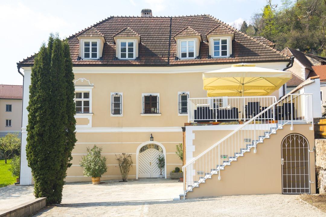 Barock-Landhof Burkhardt Hotel